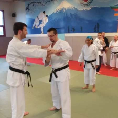 club karate le bourget